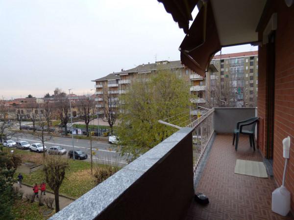 Appartamento in vendita a Borgaro Torinese, Con giardino, 90 mq - Foto 2