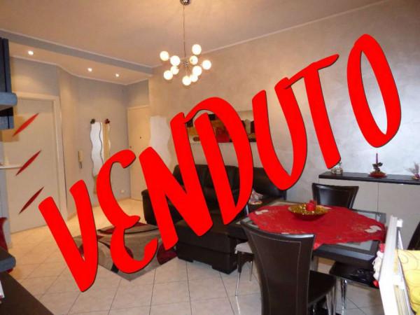 Appartamento in vendita a Borgaro Torinese, Con giardino, 90 mq