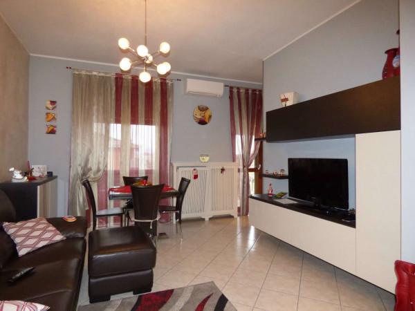 Appartamento in vendita a Borgaro Torinese, Con giardino, 90 mq - Foto 18