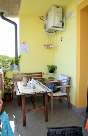 Appartamento in vendita a Forlì, Carpena, Con giardino, 80 mq - Foto 17