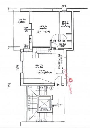 Appartamento in vendita a Forlì, Carpena, Con giardino, 80 mq - Foto 4