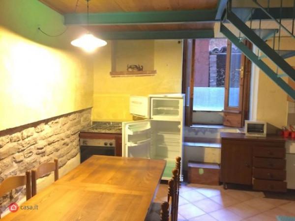 Appartamento in affitto a Spoleto, Centro Storico, 55 mq