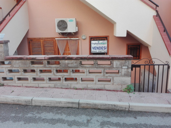 Appartamento in vendita a Piraino, Gliaca Di Piraino, 60 mq