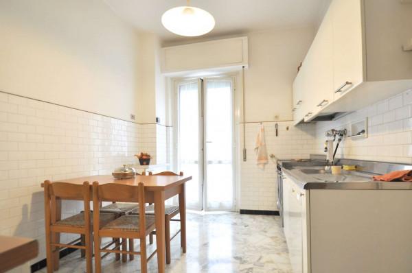 Appartamento in affitto a Genova, Sestri Ponente, Arredato, 70 mq