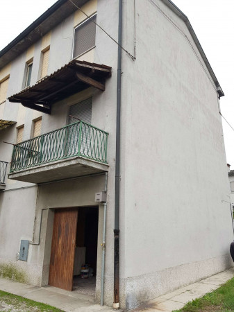 Casa indipendente in vendita a Sant'Angelo Lodigiano, Residenziale, Con giardino, 113 mq - Foto 43