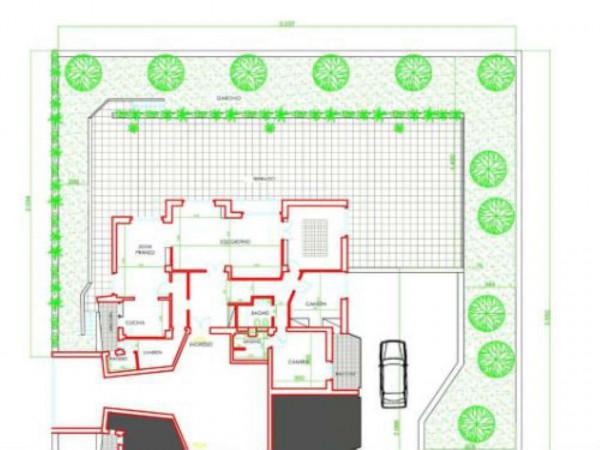 Appartamento in affitto a Roma, Con giardino, 160 mq - Foto 3