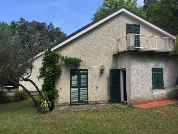 Villa in vendita a Framura, Foce, Arredato, con giardino, 130 mq - Foto 28
