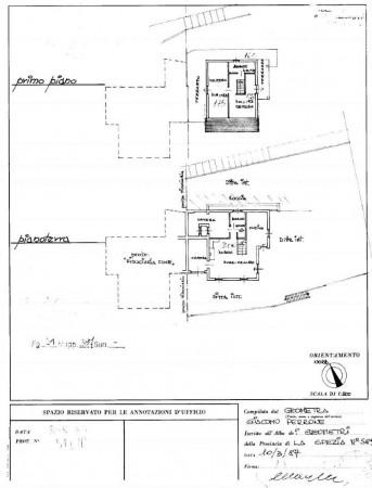 Villa in vendita a Framura, Foce, Arredato, con giardino, 130 mq - Foto 10