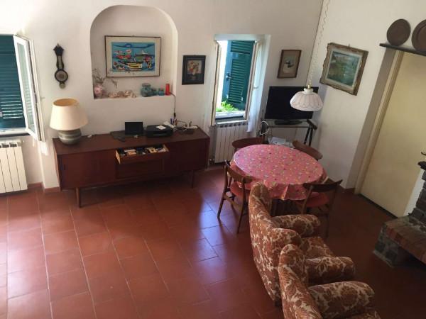 Villa in vendita a Framura, Foce, Arredato, con giardino, 130 mq - Foto 14