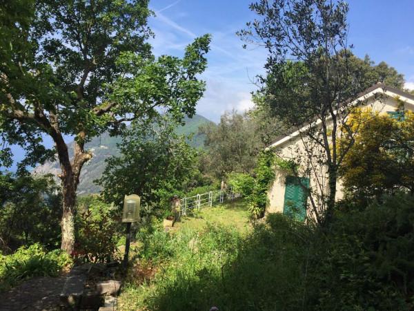 Villa in vendita a Framura, Foce, Arredato, con giardino, 130 mq - Foto 24