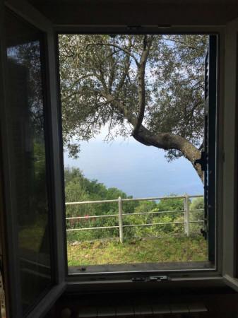 Villa in vendita a Framura, Foce, Arredato, con giardino, 130 mq - Foto 1