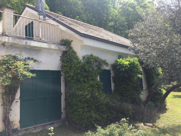 Villa in vendita a Framura, Foce, Arredato, con giardino, 130 mq - Foto 17