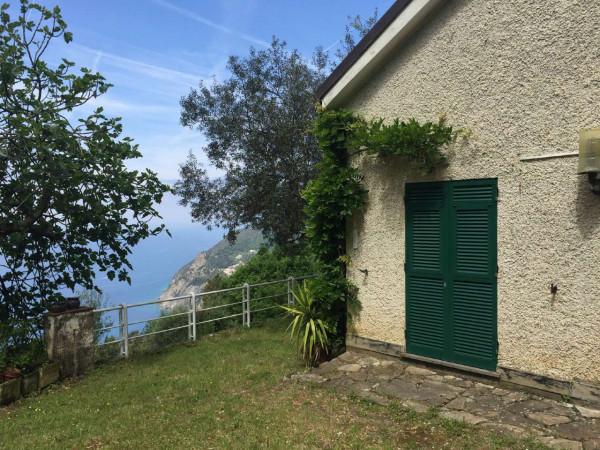 Villa in vendita a Framura, Foce, Arredato, con giardino, 130 mq - Foto 20