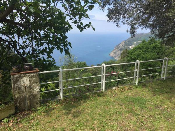 Villa in vendita a Framura, Foce, Arredato, con giardino, 130 mq - Foto 23