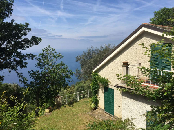 Villa in vendita a Framura, Foce, Arredato, con giardino, 130 mq - Foto 27