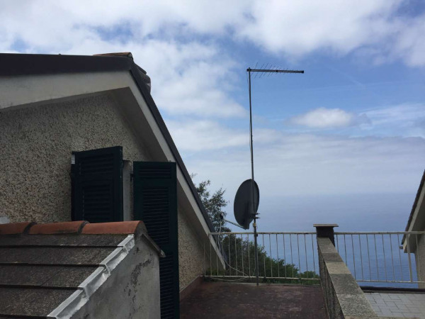 Villa in vendita a Framura, Foce, Arredato, con giardino, 130 mq - Foto 15
