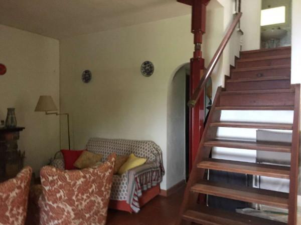 Villa in vendita a Framura, Foce, Arredato, con giardino, 130 mq - Foto 5