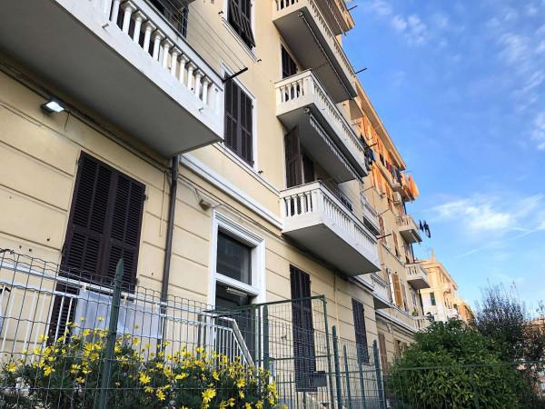 Appartamento in affitto a Genova, Sestri Ponente, Con giardino, 92 mq
