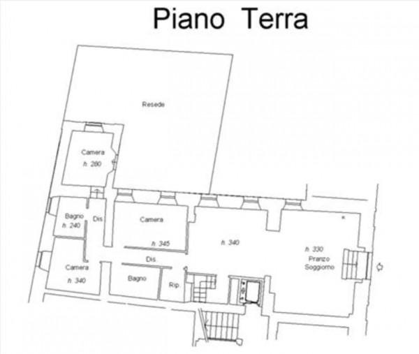 Appartamento in vendita a Siena, Con giardino, 190 mq - Foto 1