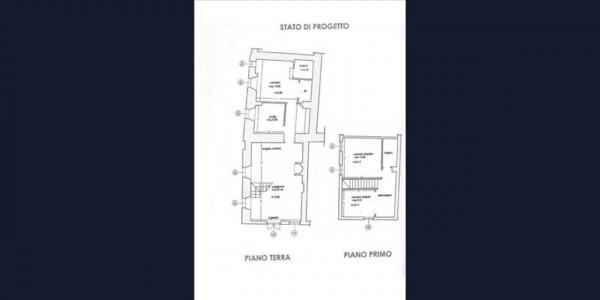 Appartamento in vendita a Sovicille, Con giardino, 157 mq - Foto 1