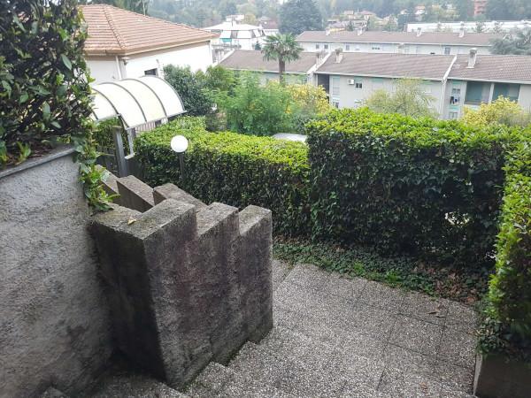 Appartamento in affitto a Varese, Montello, Arredato, con giardino, 50 mq