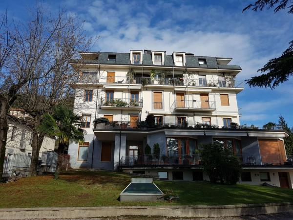 Appartamento in affitto a Varese, Sacro Monte - Prima Cappella, Con giardino, 160 mq