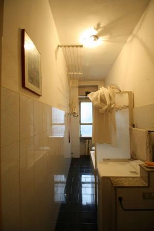 Appartamento in vendita a Milano, Brenta, Arredato, con giardino, 87 mq - Foto 10