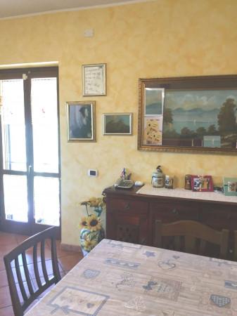 Villa in vendita a Lanuvio, Campoleone, 460 mq - Foto 30