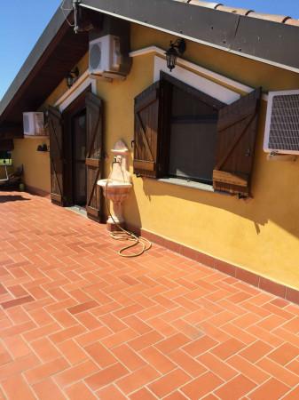 Villa in vendita a Lanuvio, Campoleone, 460 mq - Foto 14