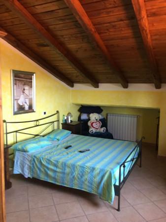 Villa in vendita a Lanuvio, Campoleone, 460 mq - Foto 22