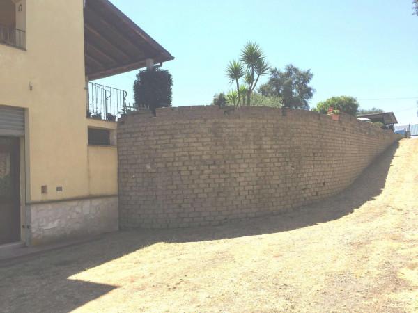 Villa in vendita a Lanuvio, Campoleone, 460 mq - Foto 8