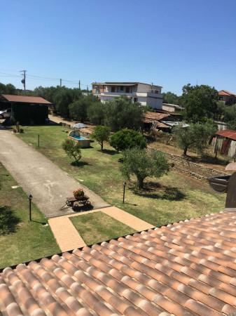 Villa in vendita a Lanuvio, Campoleone, 460 mq - Foto 17