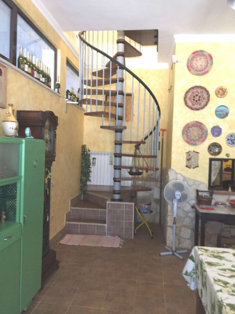 Villa in vendita a Lanuvio, Campoleone, 460 mq - Foto 12