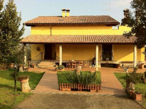 Villa in vendita a Lanuvio, Campoleone, 460 mq
