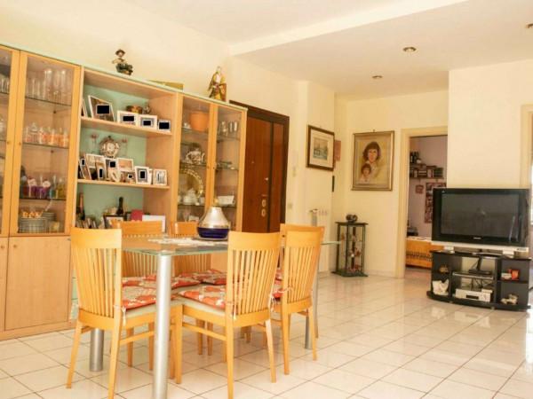 Appartamento in vendita a Roma, Tuscolana, Arredato, con giardino, 115 mq