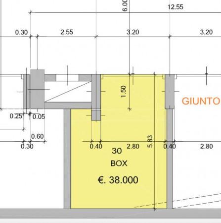 Immobile in vendita a Milano, Dergano, Con giardino, 22 mq