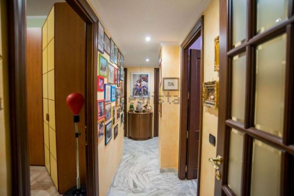 Appartamento in vendita a Roma, San Giovanni, 120 mq - Foto 17