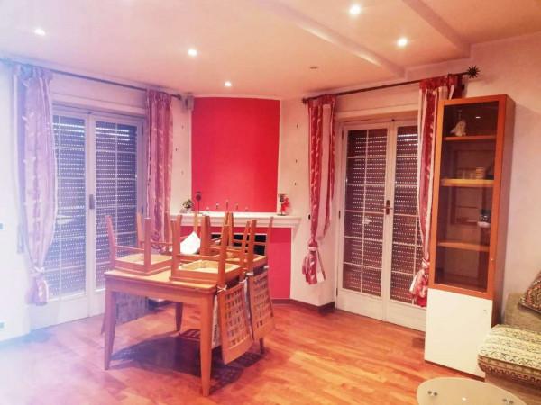 Appartamento in vendita a Roma, Selva Candida, Arredato, 90 mq