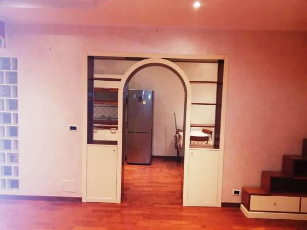 Appartamento in vendita a Roma, Selva Candida, Arredato, 90 mq - Foto 9