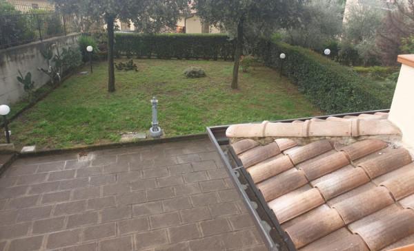 Villa in vendita a Corciano, San Mariano Di Corciano, Con giardino, 305 mq
