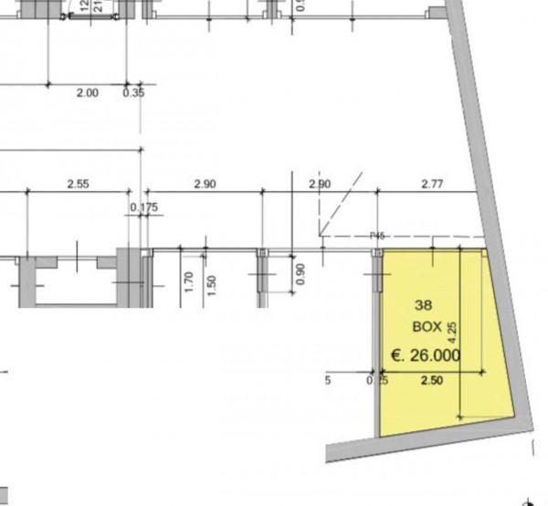 Immobile in vendita a Milano, Dergano, Con giardino - Foto 4