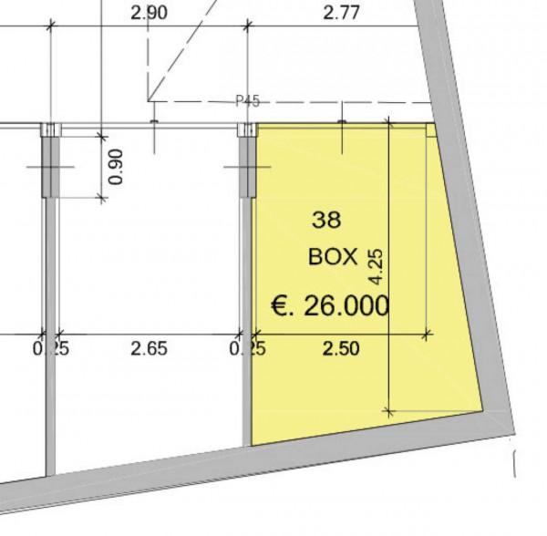Immobile in vendita a Milano, Dergano, Con giardino - Foto 3