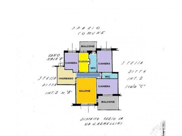 Appartamento in vendita a Roma, Laurentina, 128 mq - Foto 5