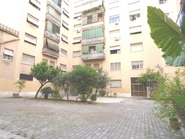 Appartamento in vendita a Roma, Cinecitta' Don Bosco, Con giardino, 87 mq