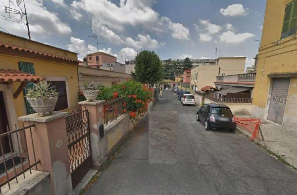 Appartamento in vendita a Roma, Centocelle, Arredato, con giardino, 30 mq