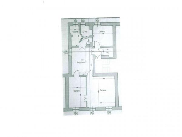 Appartamento in affitto a Roma, Piazza Di Spagna  - Veneto  Xx Settembre, Arredato, 75 mq - Foto 8