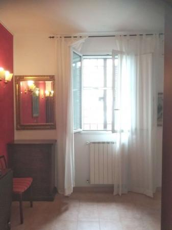 Appartamento in vendita a Roma, Arredato, con giardino, 30 mq - Foto 4