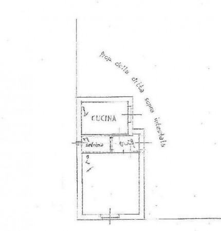 Appartamento in vendita a Roma, Arredato, con giardino, 30 mq - Foto 2