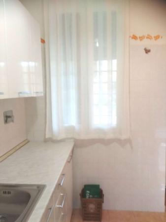 Appartamento in vendita a Roma, Arredato, con giardino, 30 mq - Foto 12