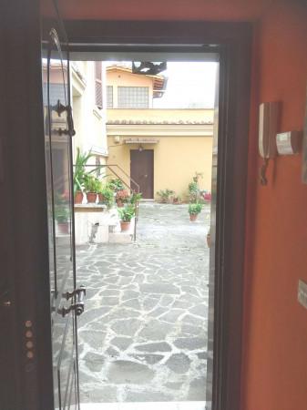 Appartamento in vendita a Roma, Arredato, con giardino, 30 mq - Foto 9